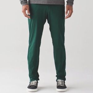 Lululemon Men's ABC Pants in Fuel Green